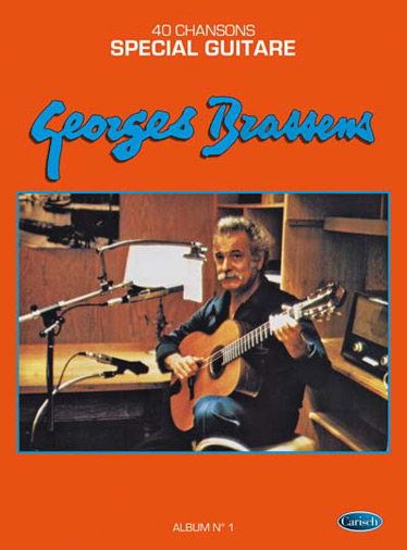 Georges Brassens: 40 Chansons - Special Guitare: Guitar: Instrumental Album