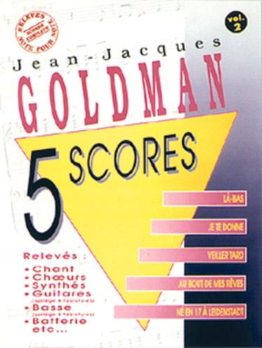Jean-Jacques Goldman: Jean-Jacques Goldman: 5 Scores - Vol. 2: Ensemble: Artist