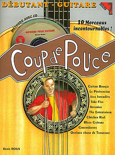 Denis Roux: Coup de Pouce Guitare Acoustique Volume 2: Guitar: Instrumental