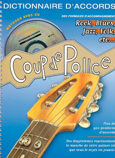 Denis Roux: Coup de Pouce Dictionnaire D'Acccords Guitare: Guitar: Instrumental