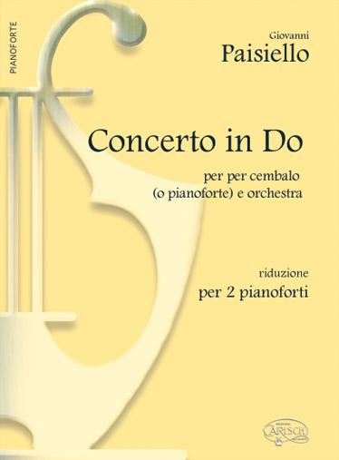 Giovanni Paisiello: Concerto In Do for Piano and Orchestra: Piano Duet:
