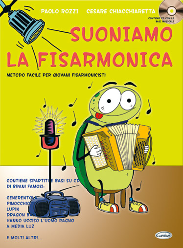 Suoniamo La Fisarmonica: Accordion: Instrumental Tutor
