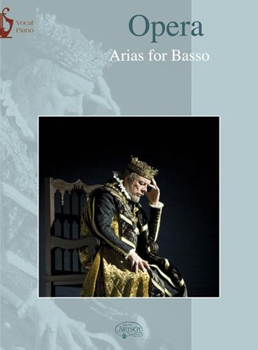 Opera: Arias For Bass: Opera: Vocal Album