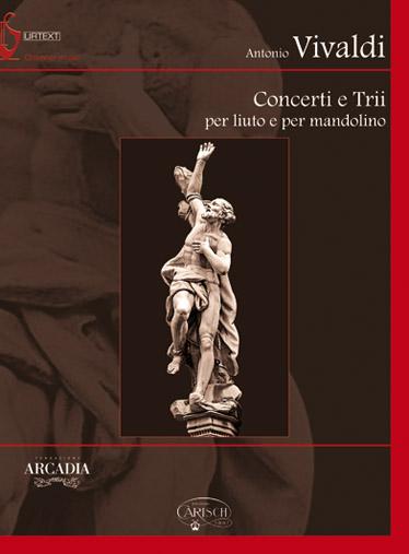 Antonio Vivaldi: Concerti e Trii per Liuto e Mandolino: Chamber Ensemble: Score