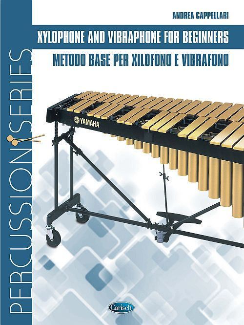 Andrea Cappellari: Xylophone and Vibraphone for Beginners: Percussion: