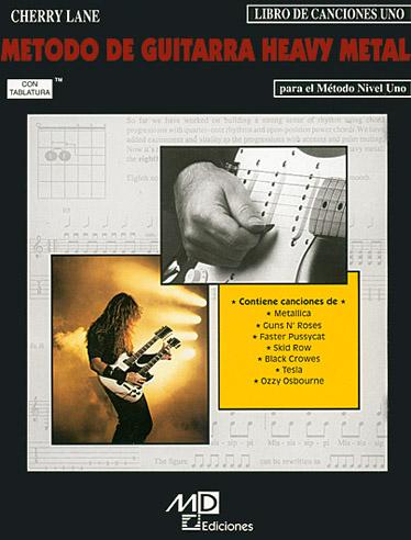 Metodo Guitarra Heavy Metal 1: Guitar TAB: Instrumental Tutor
