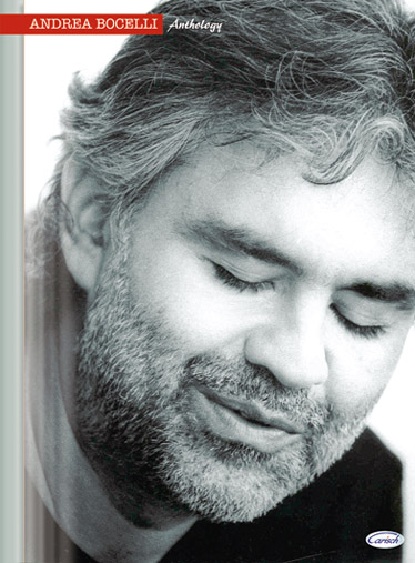 Andrea Bocelli: Andrea Bocelli: Anthology: Piano  Vocal  Guitar: Artist Songbook