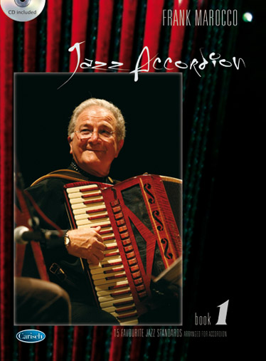 Frank Marocco: Jazz Accordion Vol. 1: Accordion: Artist Songbook