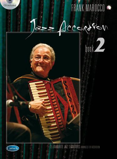 Frank Marocco: Jazz Accordion Vol. 2: Accordion: Artist Songbook