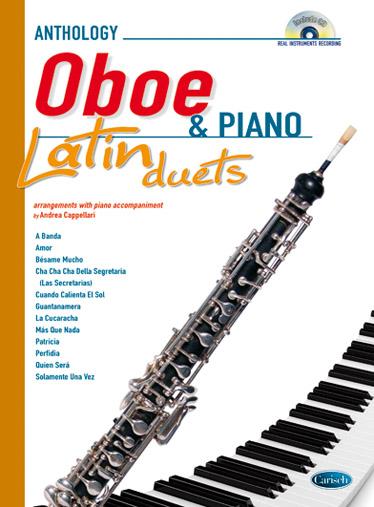 Anthology Latin Duets (Oboe & Piano): Oboe: Instrumental Album