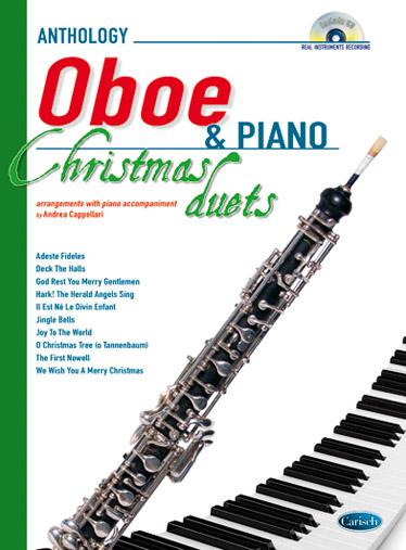 Anthology Christmas Duets  (Oboe & Piano): Oboe: Instrumental Album