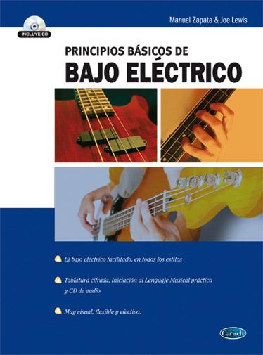 Zapata: Principios Basicos Bajo Eletrcico: Bass Guitar: Instrumental Tutor