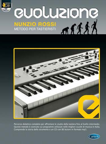 Nunzio Rossi: Evoluzione - Metodo per Tastieristi: Electric Keyboard: