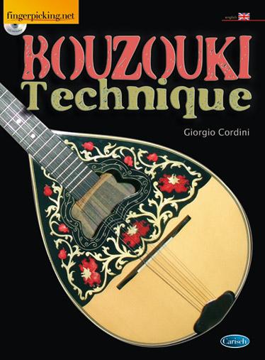 Giorgio Cordini: Bouzouki Technique: Bouzouki: Instrumental Tutor