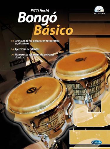 Pitti Hecht: Bongó Básico: Bongos: Instrumental Tutor
