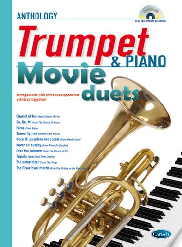 Andrea Cappellari: Movie Duets for Trumpet & Piano: Trumpet: Instrumental Album