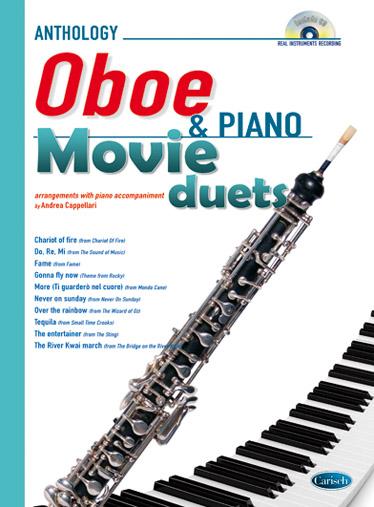Andrea Cappellari: Movie Duets for Oboe & Piano: Oboe: Instrumental Album