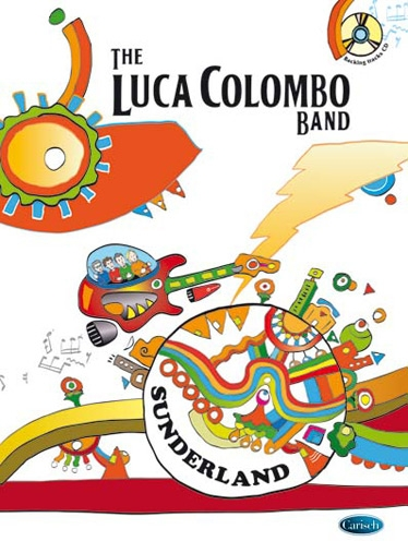 Luca Colombo: Sunderland: Guitar TAB: Album Songbook