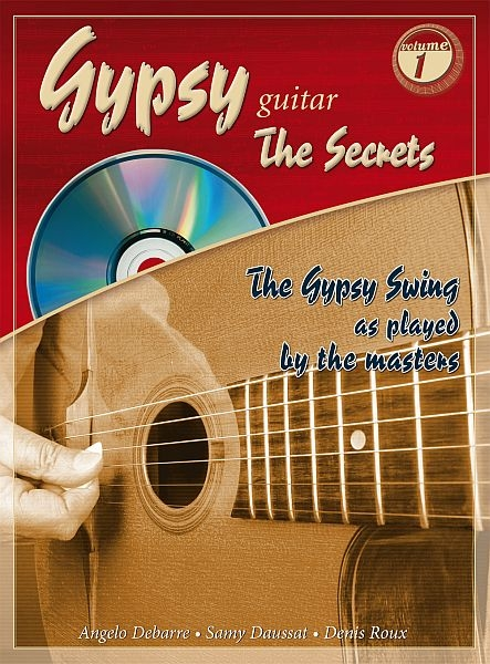 Debarre-Roux: Gypsy Guitar 1 Secrets: Guitar: Instrumental Tutor