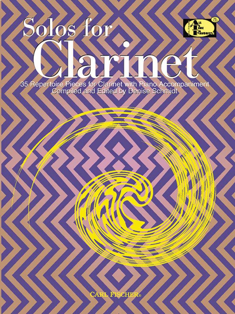 Michael Bergson Erik Satie: Solos for Clarinet: Clarinet: Instrumental Album