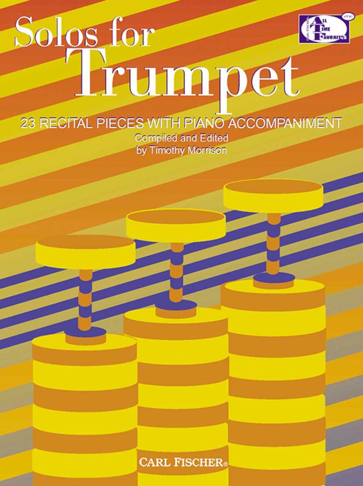 Camille Saint-Saëns Giulio Alary: Solos for Trumpet: Trumpet: Instrumental Album