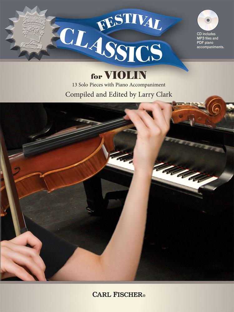 Festival Classics for Violin: Violin: Instrumental Album