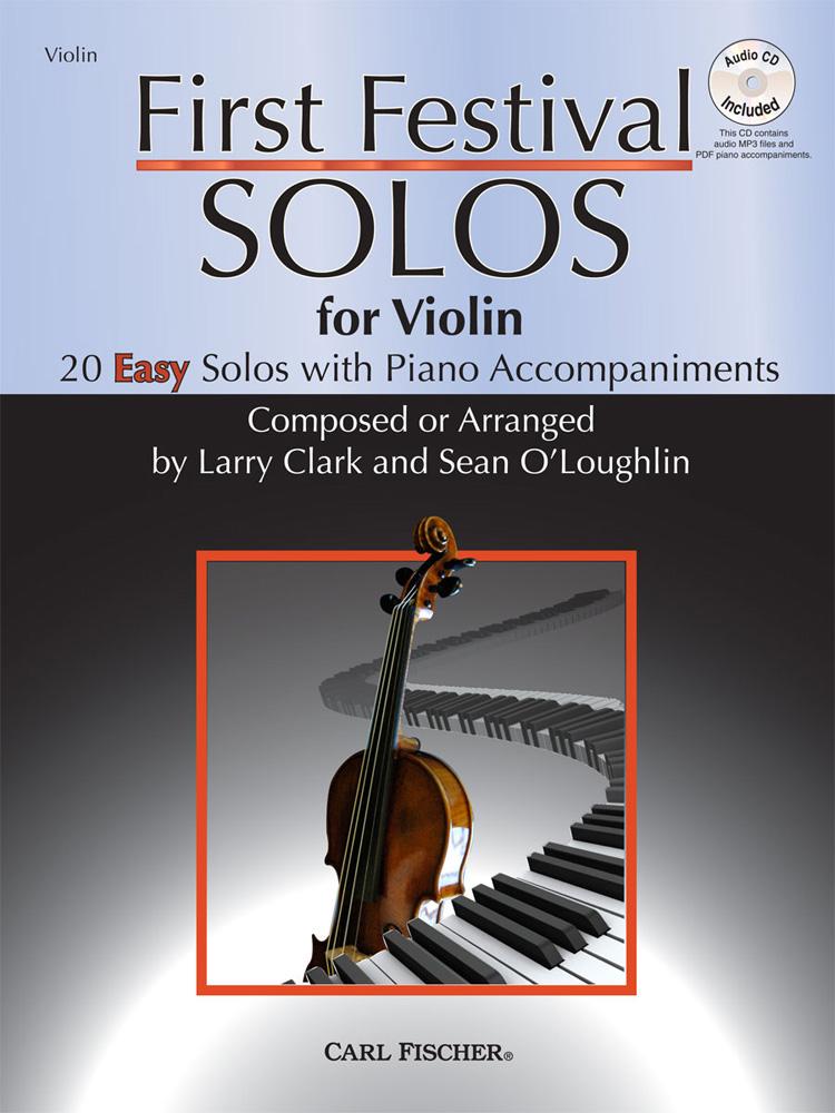 Robert Schumann Sean O'Loughlin: First Festival Solos for Violin: Violin: