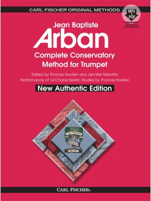 Jean-Baptiste Arban: Complete Conservatory Method For Trumpet: Trumpet: