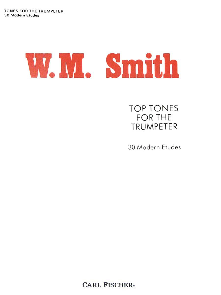 Walter Wallace Smith: Top Tunes For The Trumpeter: Trumpet: Instrumental