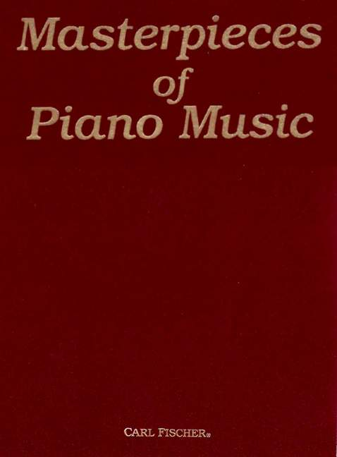 Sergei Rachmaninov Ede Poldini: Masterpieces Of Piano Music: Piano: Instrumental