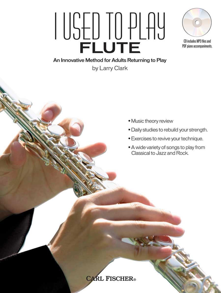 I Used to Play Flute: Flute: Instrumental Tutor