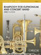 James Curnow: Rhapsody for Euphonium: Concert Band: Score