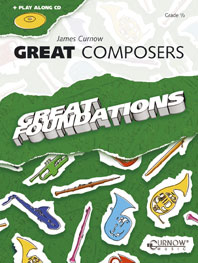 Great Composers: French Horn or Tenor Horn: Instrumental Tutor