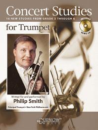 Concert Studies for Trumpet: Trumpet: Instrumental Album