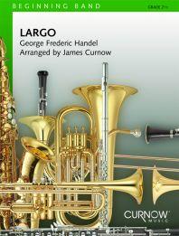 Georg Friedrich Händel: Largo: Fanfare Band: Score