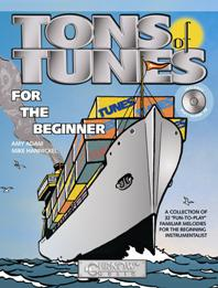 Traditional: Tons of Tunes for the Beginner: Trombone: Instrumental Work