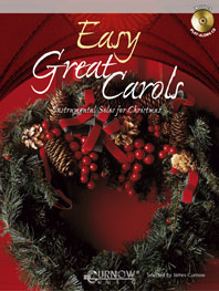 Easy Great Carols: Flute or Oboe: Instrumental Work