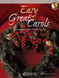 Easy Great Carols: Trumpet: Instrumental Album