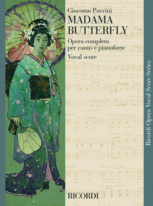 Giacomo Puccini: Madame Butterfly: Voice: Vocal Score