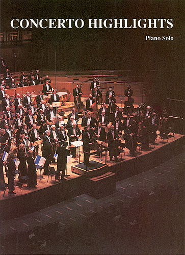 Cecil Bolton: Concerto Highlights: Piano: Instrumental Album