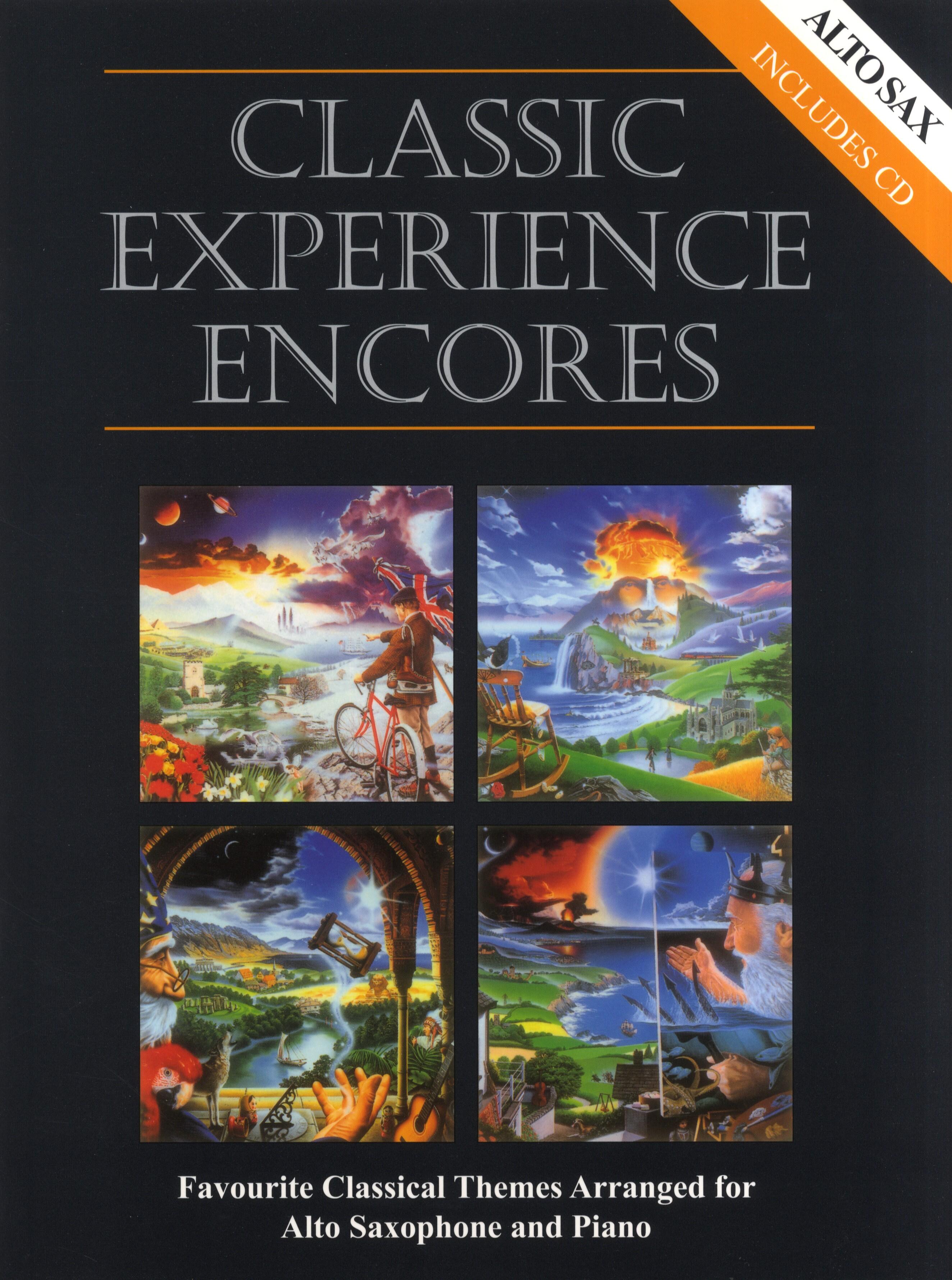 Classic Experience Encores: Alto Saxophone: Instrumental Album