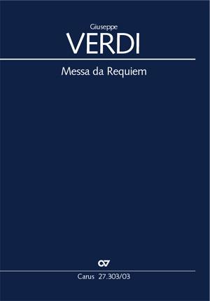 Giuseppe Verdi: Messa da Requiem: SATB