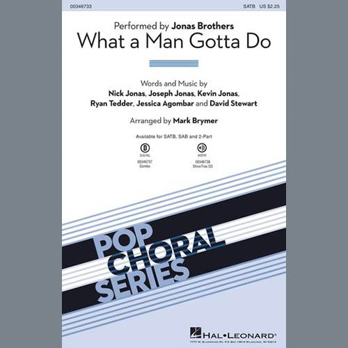 Jonas Brothers: What a Man Gotta Do - Synthesizer: Choir: Part-Digital