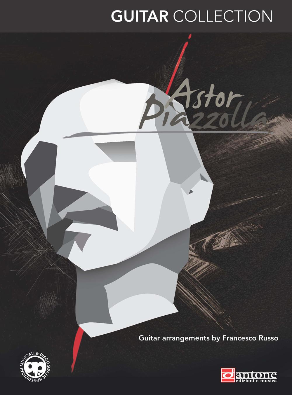 Astor Piazzolla: Guitar Solo Collection: Guitar: Instrumental Album