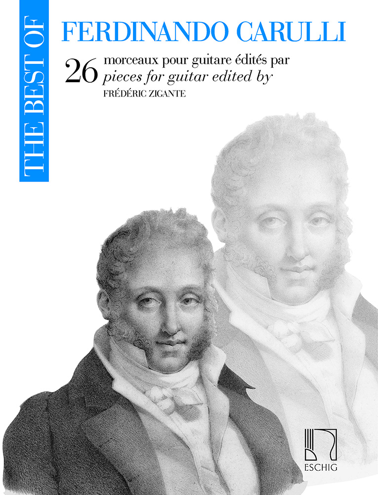 Ferdinando Carulli: The best of Ferdinando Carulli: Guitar: Instrumental