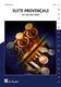 Jan Van der Roost: Suite Provençale: Concert Band: Score & Parts