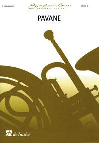 Maurice Ravel: Pavane: Trombone Ensemble: Score & Parts