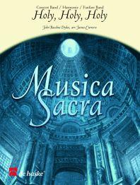 John Bacchus  Dykes: Holy  Holy  Holy: Brass Band: Score