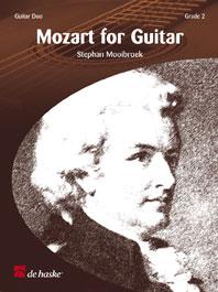 Wolfgang Amadeus Mozart: Mozart for Guitar: Guitar: Instrumental Work