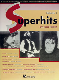 Superhits 1: Accordion: Instrumental Collection
